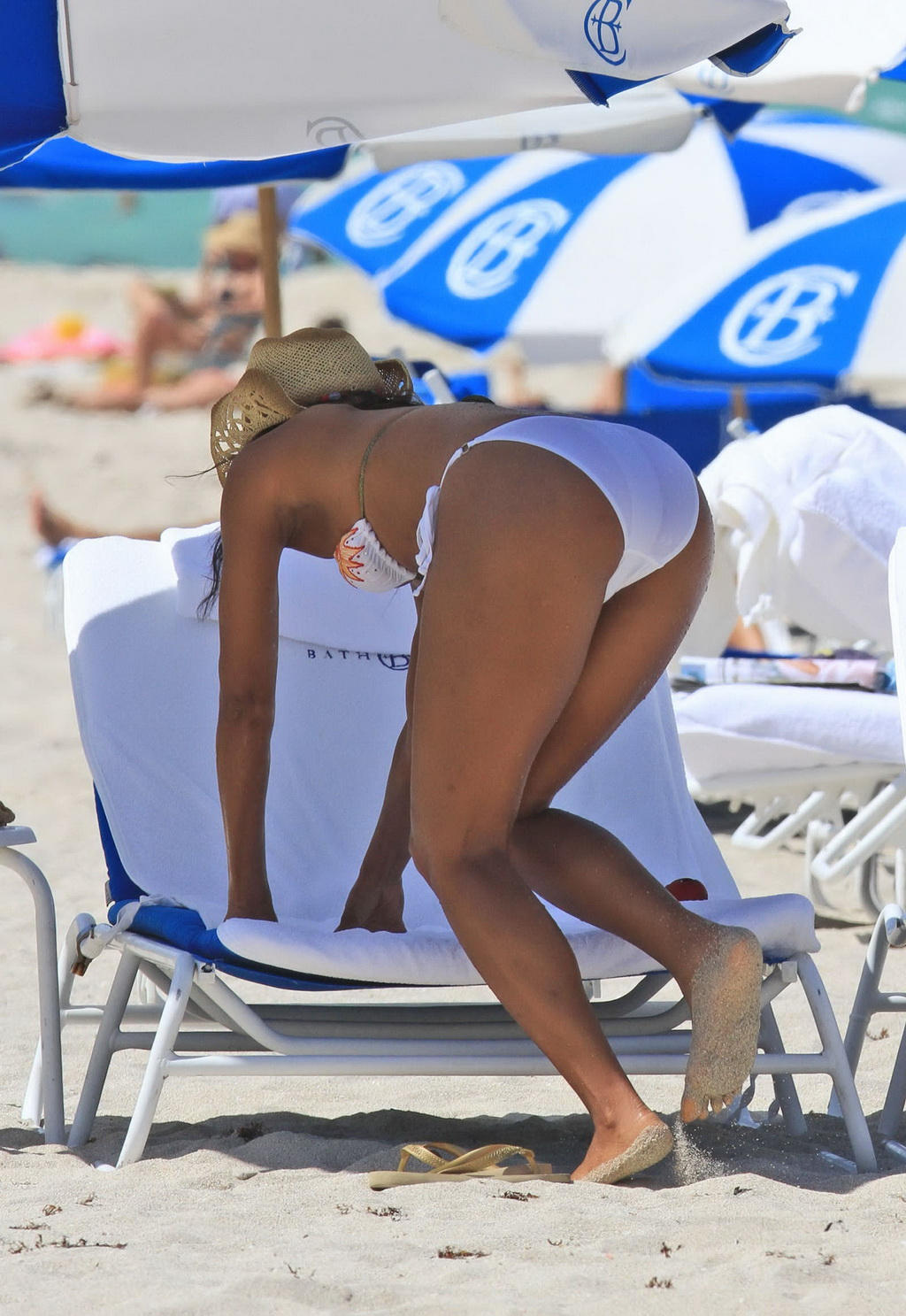 Think only! gabrielle union ass