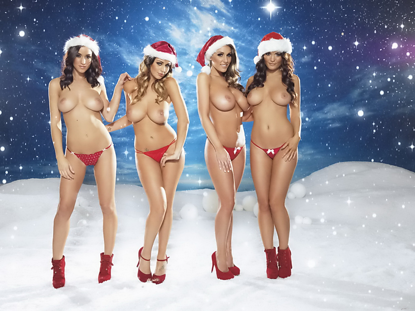 Santa girl topless pics sex stories erotic pictures
