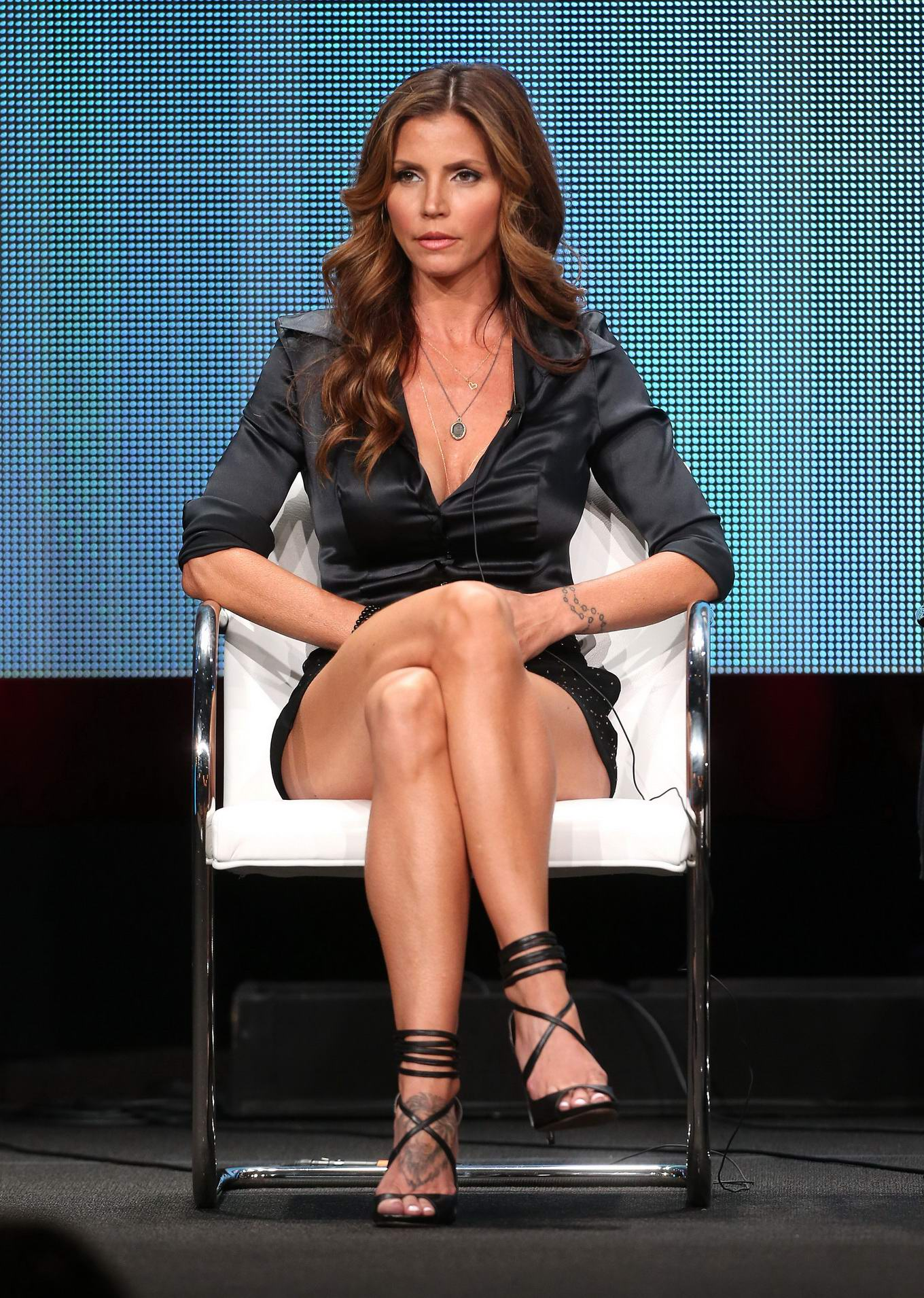 Opinion Charisma carpenter cleavage opinion