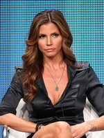 Are Charisma carpenter cleavage sorry, that