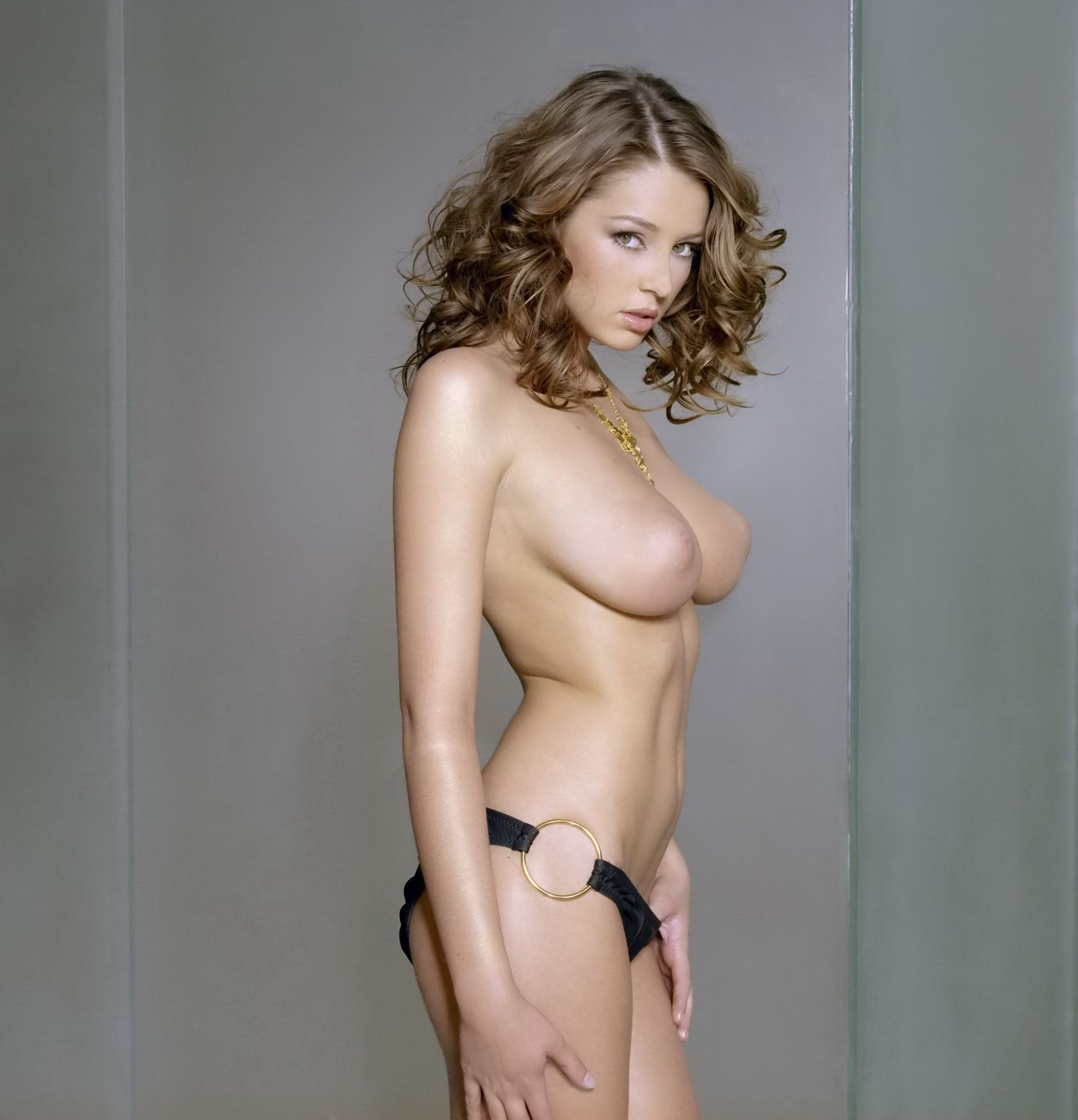 Keeley hazell poster